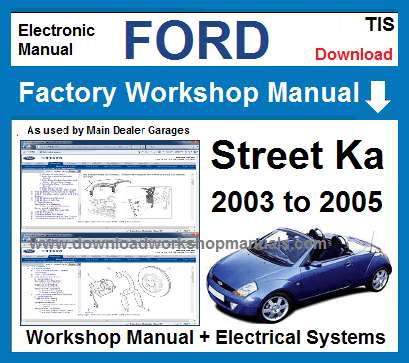 ford focus workshop manual pdf