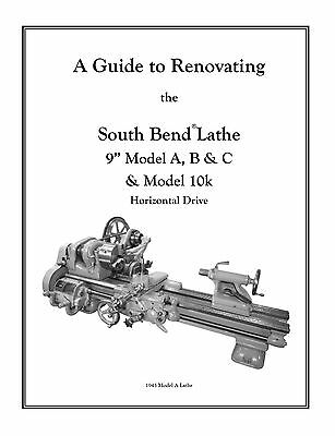 south bend model a lathe manual