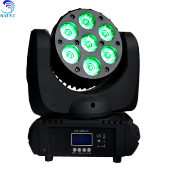mini led moving head manual