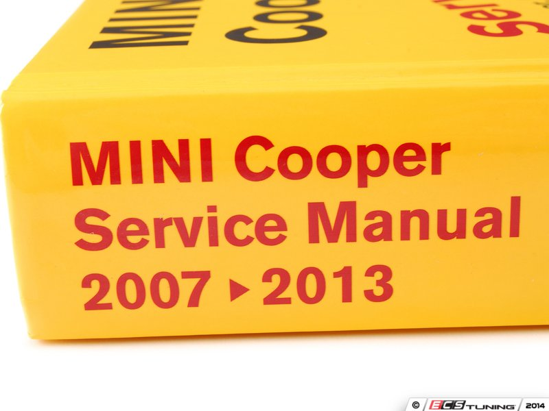 2007 mini cooper owners manual