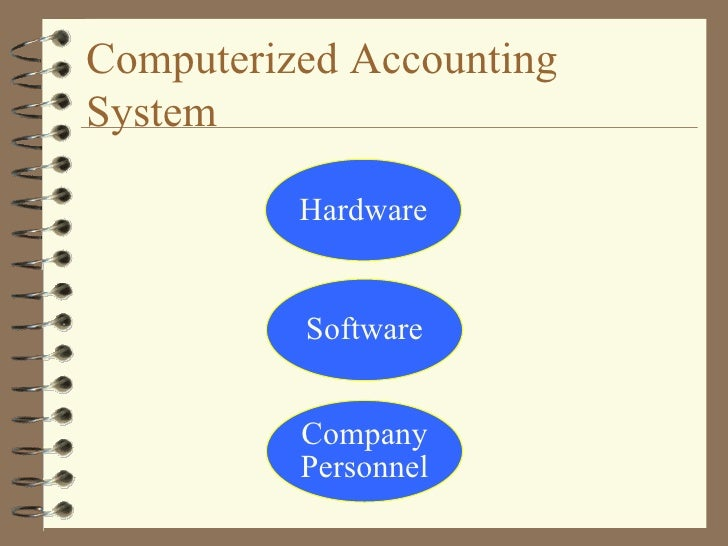 manual accounting system for small business