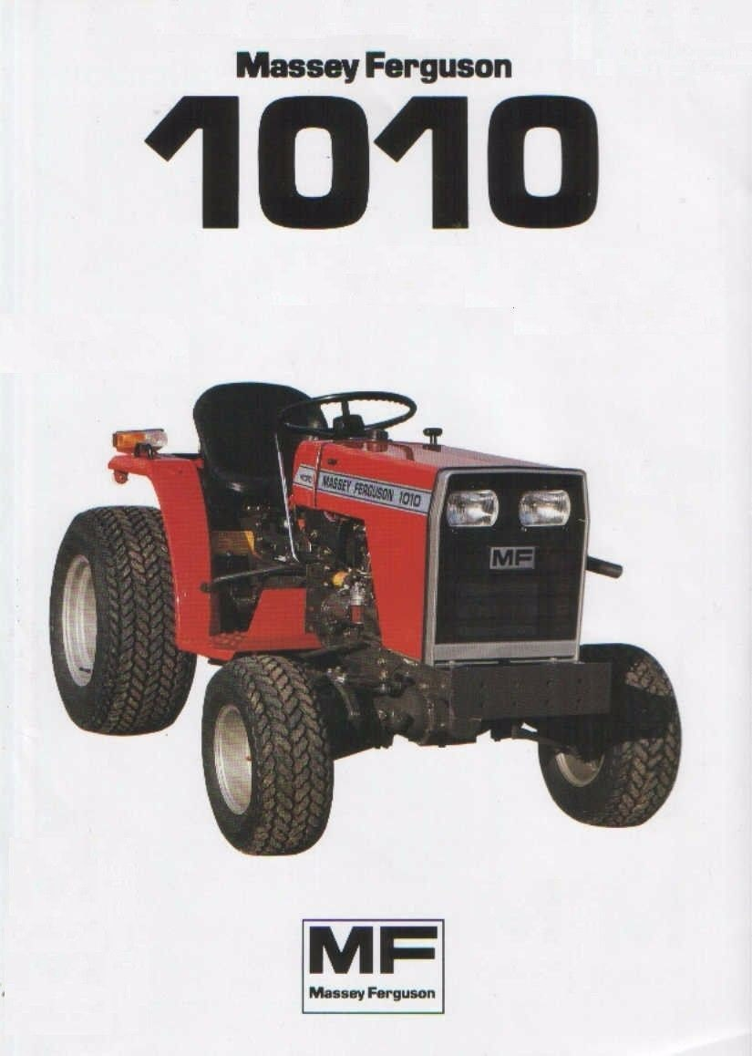 massey ferguson 50 repair manual