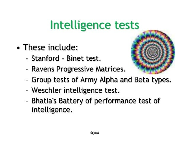 slosson intelligence test manual pdf