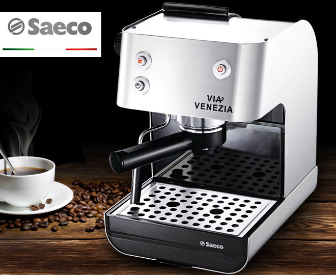 saeco via venezia coffee machine manual