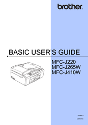 brother dcp j315w service manual