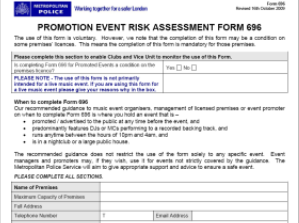 manual handling risk assessment example uk