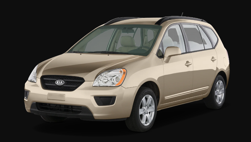 2009 kia rondo owners manual