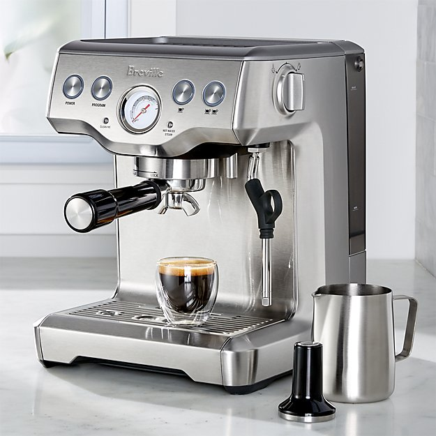 breville infuser coffee machine manual