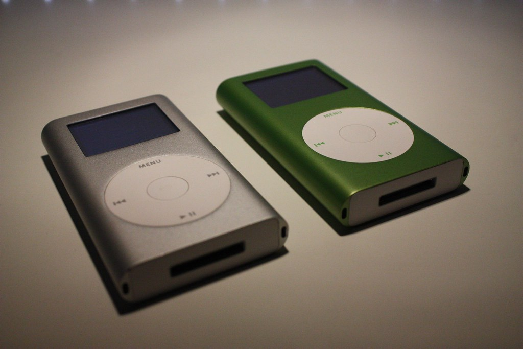 ipod mini 1st generation manual