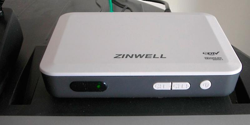 zinwell zat 970a user manual