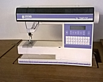 husqvarna 6460 sewing machine manual