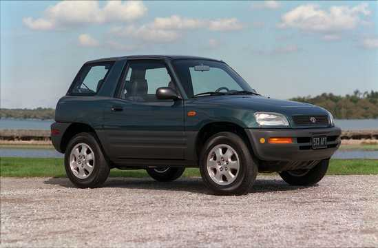 toyota rav4 1995 owners manual