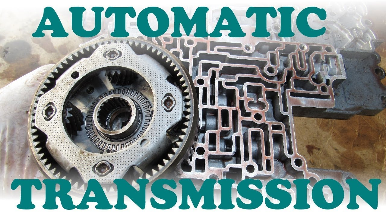 how automatic manual transmission works