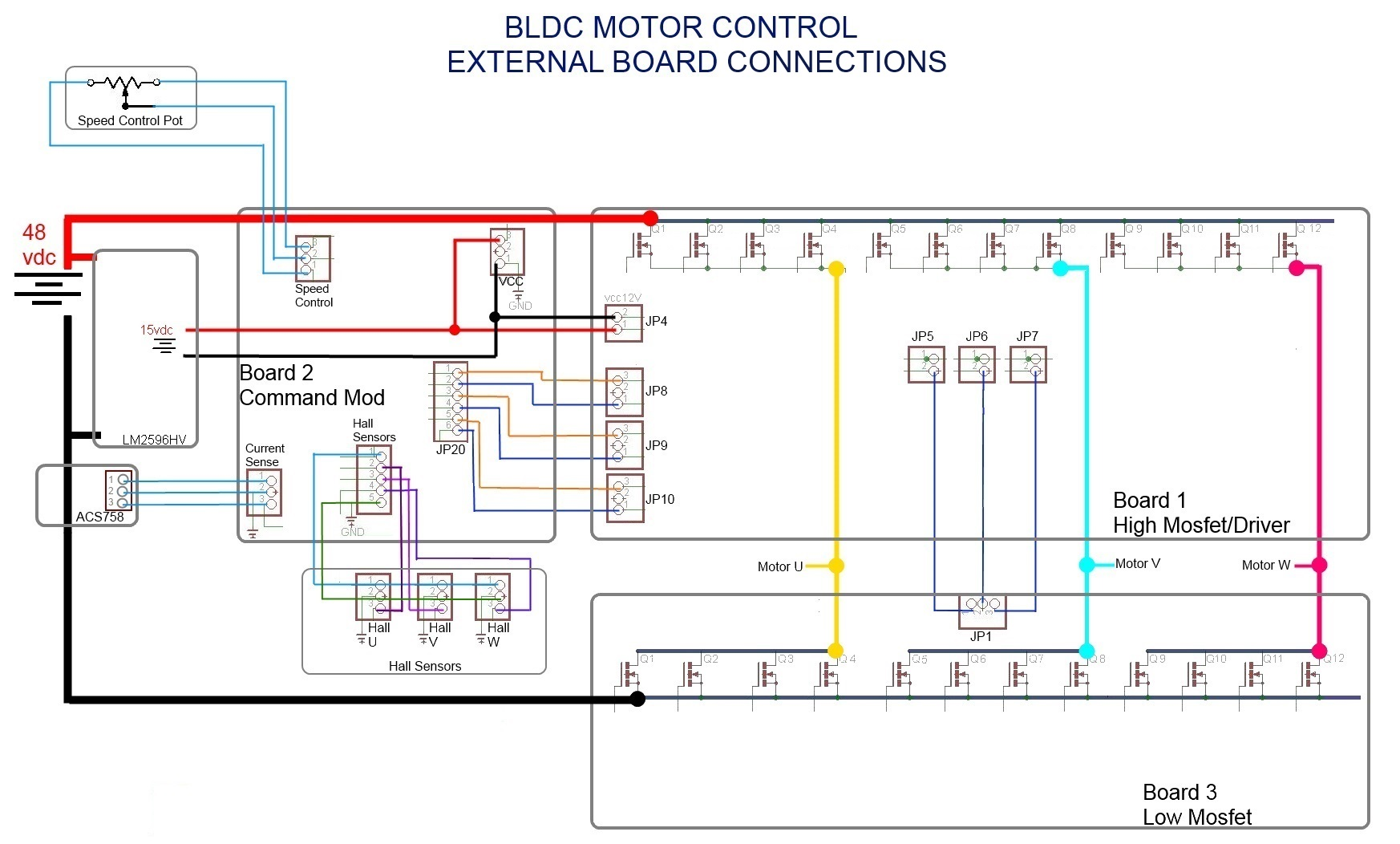 axial simple led controller manual