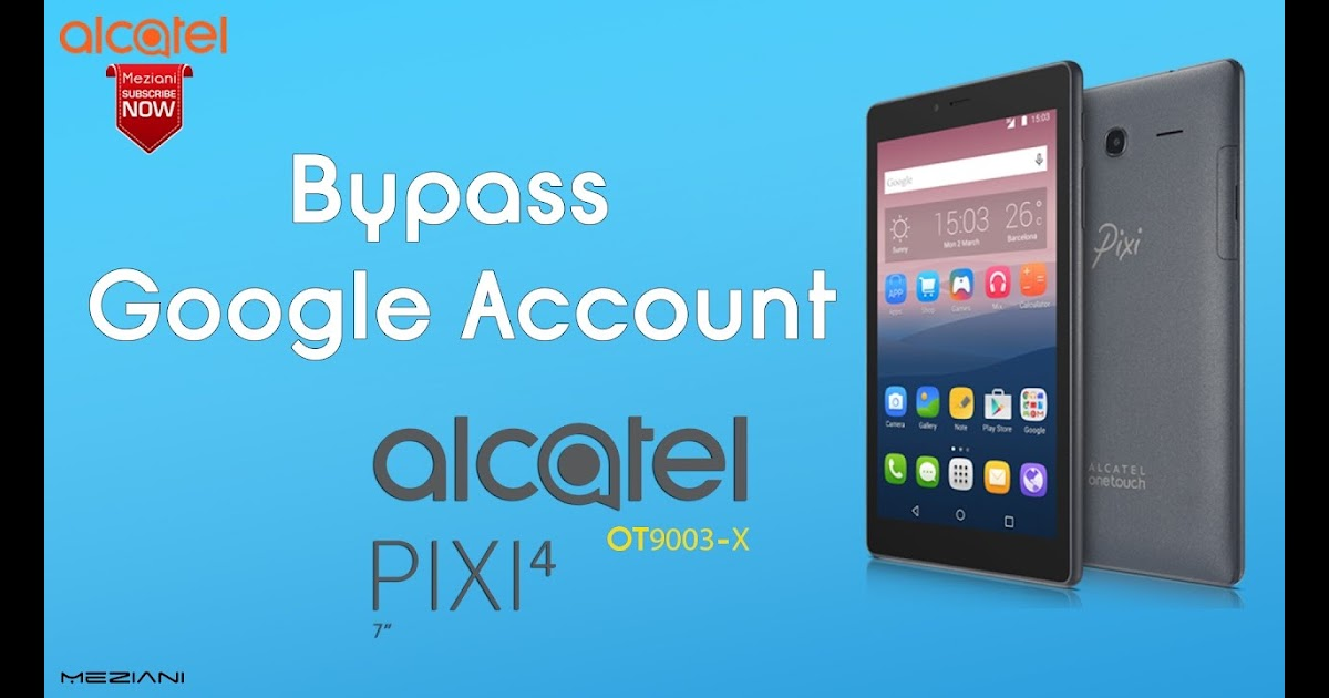 alcatel pixi 4 5 user manual