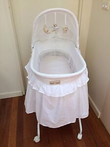 love n care bassinet instruction manual