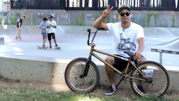 bmx how to do a manual