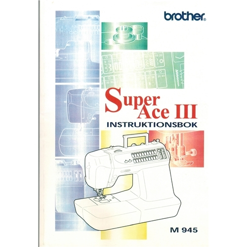 brother super ace 2 manual
