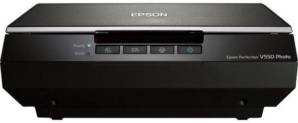 epson perfection v550 scanner manual