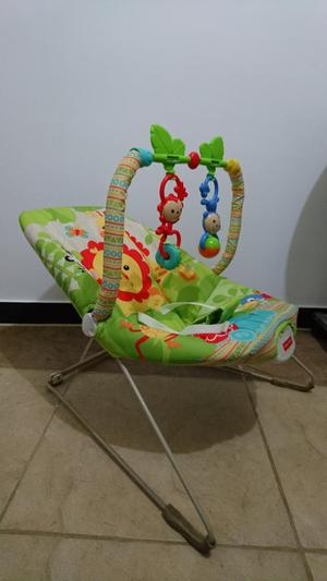fisher price rainforest bouncer manual