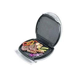 george foreman electric grill manual
