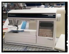 husqvarna viking sew easy 350 computer sewing machine manual