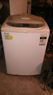 lg washing machine fuzzy logic 6.5 kg manual