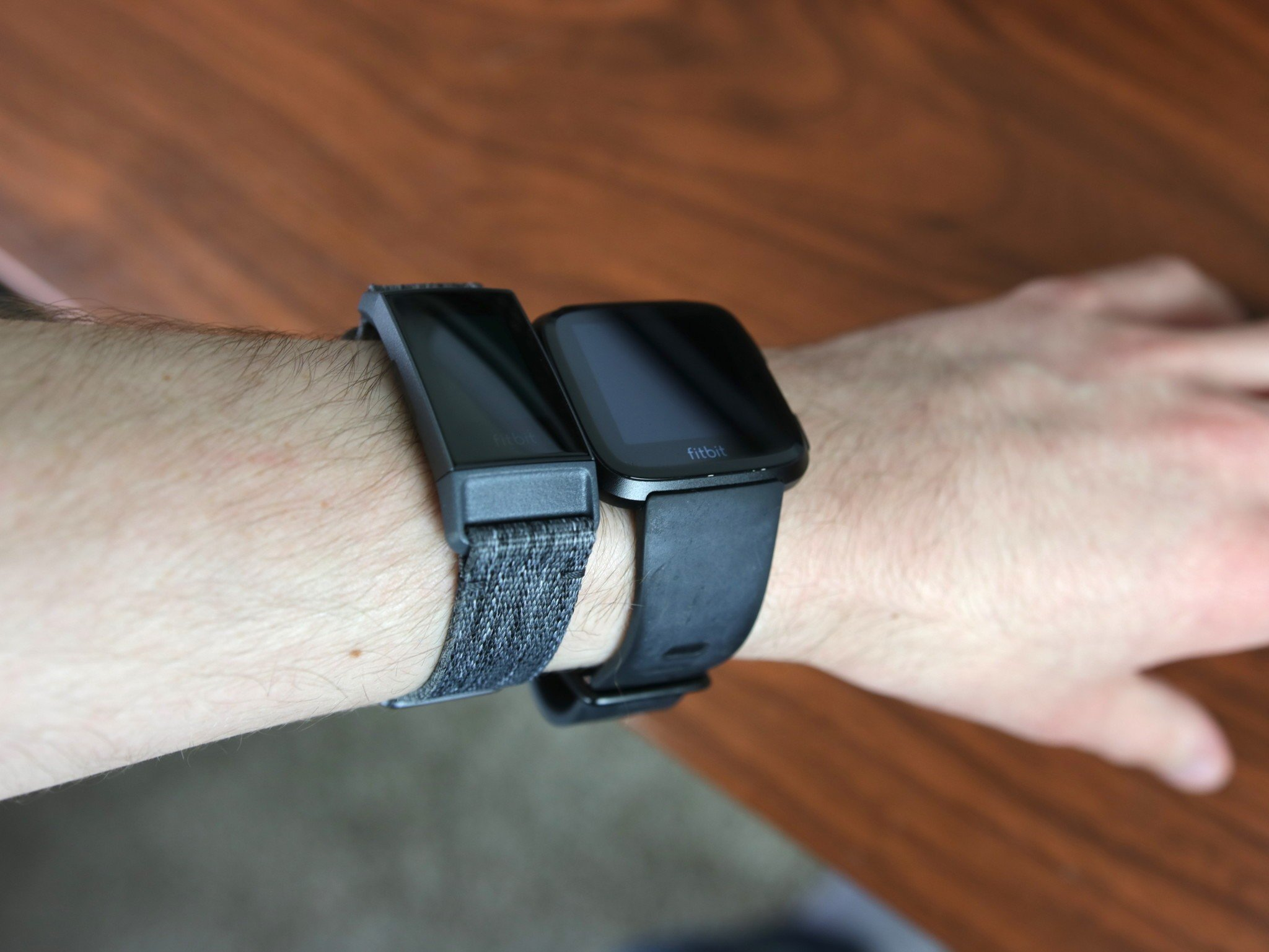 manually add steps to fitbit charge
