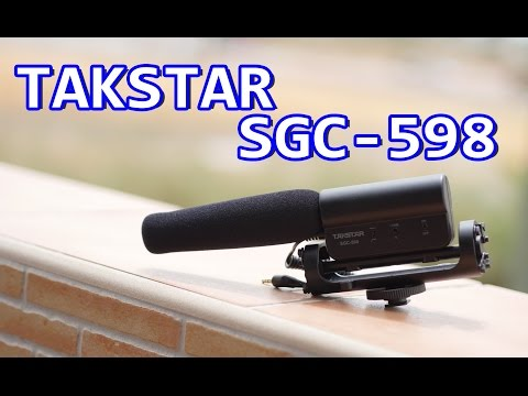 takstar sgc 598 manual pdf