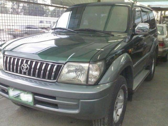 toyota land cruiser prado 2004 owners manual