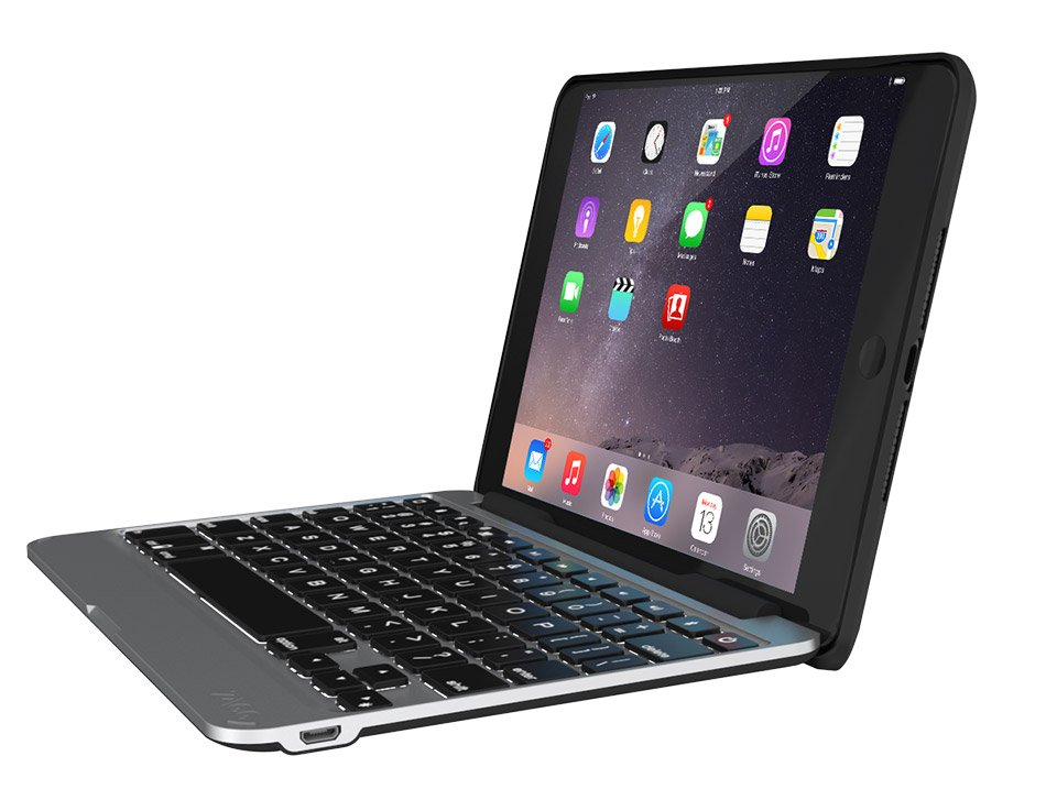 zagg keyboard ipad mini manual